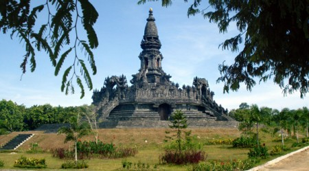 Monument of Independence War Bali 1945, war of liberation Indonesia