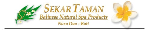Bali Spa Products made by Sekar Jagat Spa