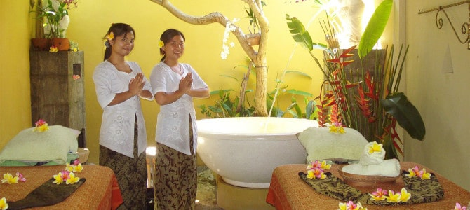 Bali Spa Ritual 3hrs/US$75 instead of US$140