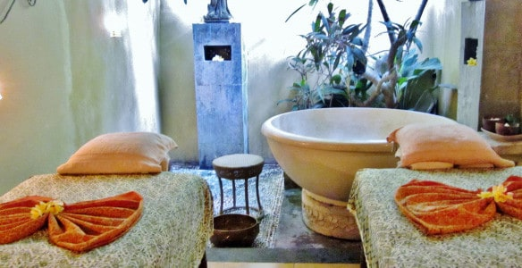 Bali, a Haven for Spa Lovers