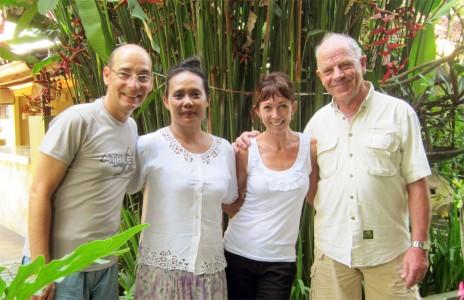 Individual Balinese Massage Course