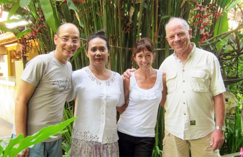 Individual Balinese Massage Course