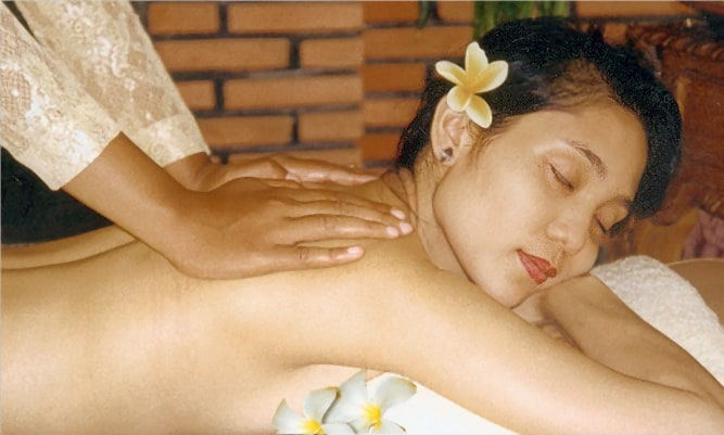 Massage in Bali