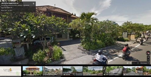 Spa Nusa Dua street view