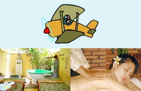 Anti Jet Lag Massage
