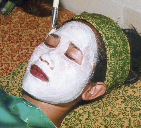 Bali facial Nusa Dua