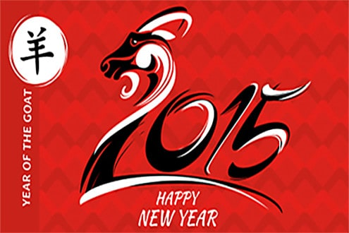 chinse new year promotion