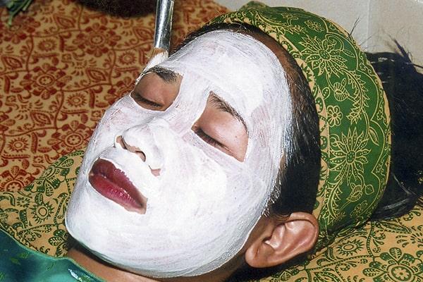 Bali facial