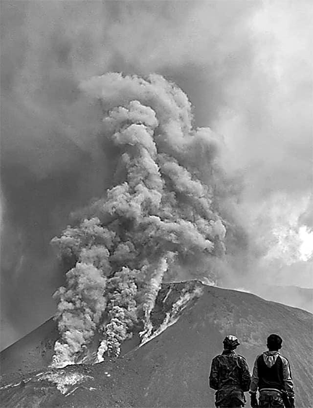 Mount Rinjani / Barujari