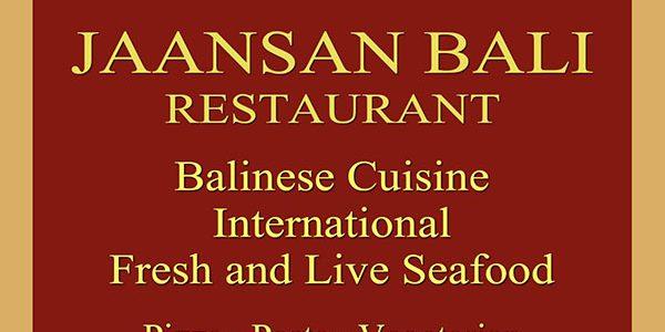 Jaansan Bali Restaurant
