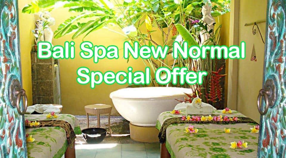 Bali Spa New Normal