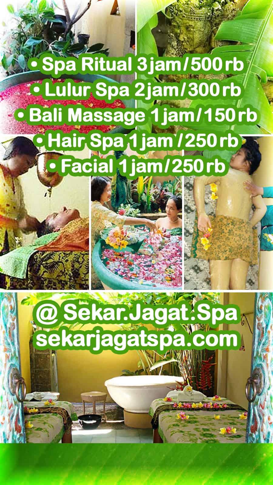 Bali Spa Promo