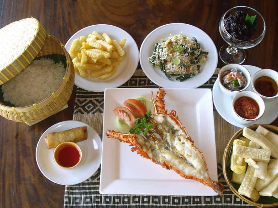 Lobster Seminyak